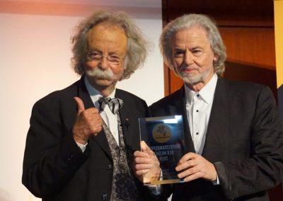 Jean Pütz und Prof. Hermann Bühlbecker