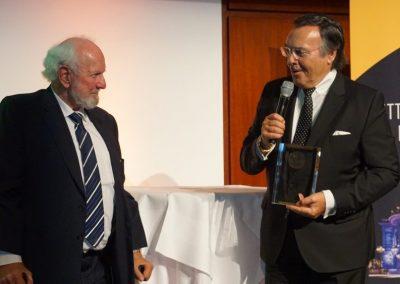Prof. Dr. Ernst Ulrich von Weizsäcker und Mario Ohoven