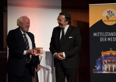 Prof. Ernst Ulrich von Weizsäcker und Mario Ohoven